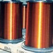 Провод медный круглый с эмалевой изоляцией на основе полиэфиров ПЭТВ фото