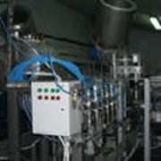 Оборудования для линий розлива жидкостей и упаковки. Экспорт фото
