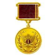 Медаль нагрудная фото