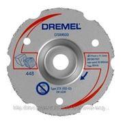 Диск для резки заподлицо для DSM20 DREMEL (2615S600JA) Назначение: Резка, Страна производитель: США, Дополнительные характеристики: - рабочий диаметр фото