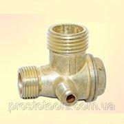 Обратный клапан для компрессора 1/2 - 3/8   1E фото