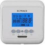 Регулятор теплого пола программируемый электронный . RTC 80 фото