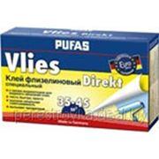 Клей для флизелиновых обоев Pufas Vlies (35-45 м.кв) фото