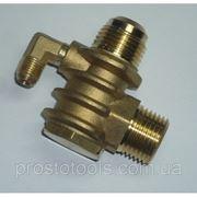 Обратный клапан для компрессора 1 - 3/4   1M фото