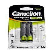 Аккумулятор CAMELION AA R6 1000 mAh 2 шт. фото