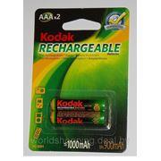 Аккумулятор KODAK HR03-2BL 1000MAH 2 штуки. фото