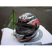 Шлемы для мотоциклов Шлем mad-bull FF01 фото