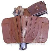 Кобура поясная открытая для револьвера фото
