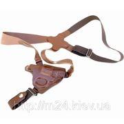 Кобура универсальная (оперативного,поясного) ношения для пневматического револьвера АРМИНИУС фото