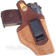Кобура запоясного ношения для пистолета ПМ, MP-654К фото