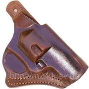 Кобура поясная для револьвера МЕ-38, САФАРИ фото
