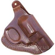 Кобура поясная для пневматического револьвера АЛЬФА, Stalker ( длина ствола 2 дюйма) фото