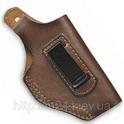 Неформованная кобура поясного ношения для пистолета ПМ, ПМР, MP-654К фото