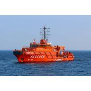 Многофункциональное аварийно-спасательное судно Проект MPSV07 фото