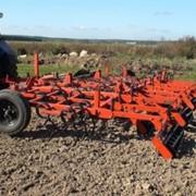 Культиватор для сплошной обработки почвы КПМ-4 фото