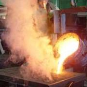 Промышленное стальное литье фото