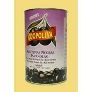 "Маслины ""COOPOLIVA"" б /кост. фото"