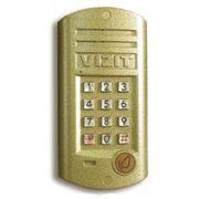 Установка подъездного аудиодомофона на 20 квартир - многоквартиный домофон, установка видеодомофонов, монтаж переговорных устройств УКП, монтаж аудиодомофона VIZIT, установка домофонов фото