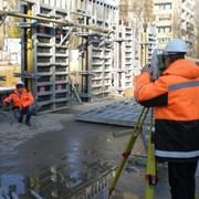 Планово-высотная съёмка зданий и этажей фото