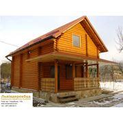 Дома рубленные в Украине Купить Львов фото