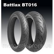 Bridgestone Battlax BT016 фото