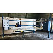 Оборудование/станок раскроечно-торцовочный полуавтоматический МКР 3 для ПВХ, OSB, ДВП, ДСП фото