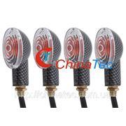 4 х Сигнал поворота Carbon Fiber Pattern 01 фото
