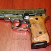 Пистолет Stalker-914 хром фото