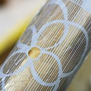 Клеенка Gold 1.4*20м толщ 0.18мм нетк.осн. орнамент фото