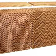 Монтаж систем кондиционирования и вентиляции испарительных панелей фото