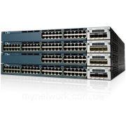 Коммутаторы Cisco Catalyst 3560X фото