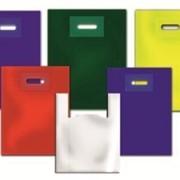 Пакеты полиэтиленовые под шелкотрафаретную печать фото