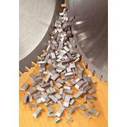 Твердосплавные напайки на дисковые пилы ВК8, ВК15 фото