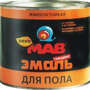 Эмаль для пола износостойкая (ПФ-266) фото