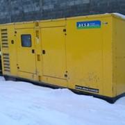 Аренда дизельных генераторов SDMO, AKSA, CUMMINS, FG Wilson от 250ква до 500ква в Москве и Московской области. фото