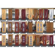 Межкомнатные двери МДФ фото