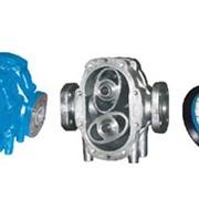 Счетчики с овальными шестернями ППО для учета нефтепродуктов и других жидкостей фото