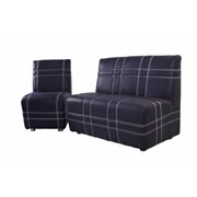 Комплект мягкой мебели Арлекино с прошивкой фото