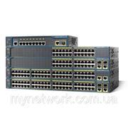 Коммутаторы Cisco Catalyst 2960, 2960G фото