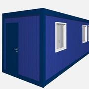 Жилые/офисные модульные блок-контейнеры фото