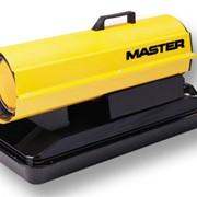 Тепловая пушка прямого нагрева MASTER BE 35 CED на дизельном топливе фото