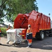 Вывоз бытовых отходов в г. Кривой Рог фото