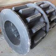 Шестерня кремальерная ЭКГ-5 фото