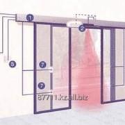 Автоматические двери CAME фото