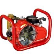 компрессоры высокого давления для дайвинга и пейнтбола PACIFIC E 210 электрический фото