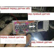 Ремонт ABS Чери кимо Донецк фото