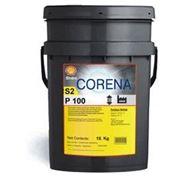 Компрессорное масло Shell Corena S2 P 100 (DIN 51506 VDL) для воздушных поршневых компрессоров цена (20 л). фото