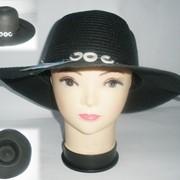 Женская летняя шляпа Alenstar фото
