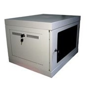Шкаф серверный настенный 9U 450 фото