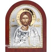 Икона Христос Спаситель - Православная Греческая Икона Код товара: ОGOLD фото